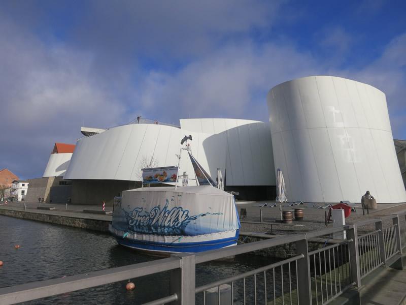 Meeresmuseum an der Ostsee