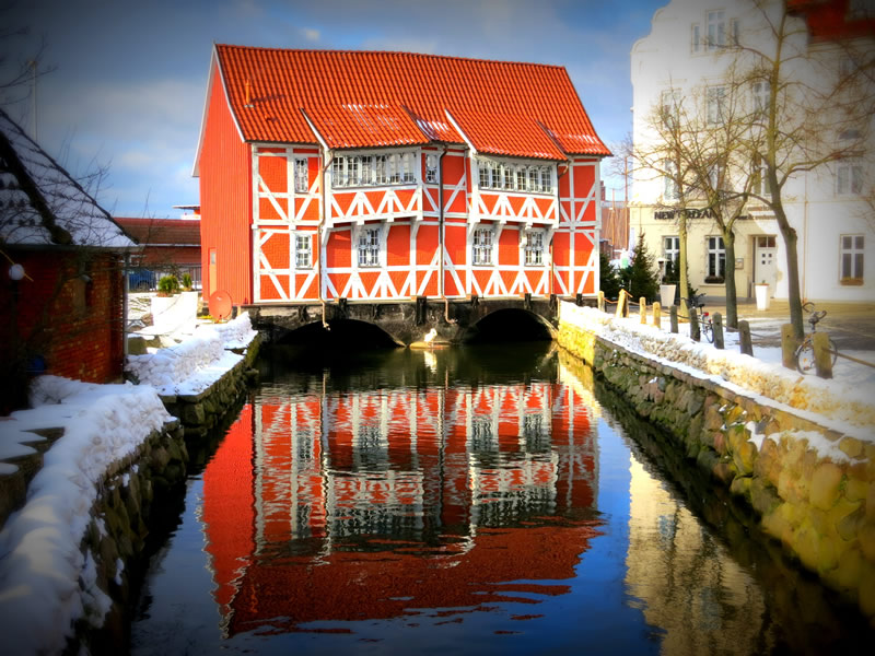 wismar-im-winter